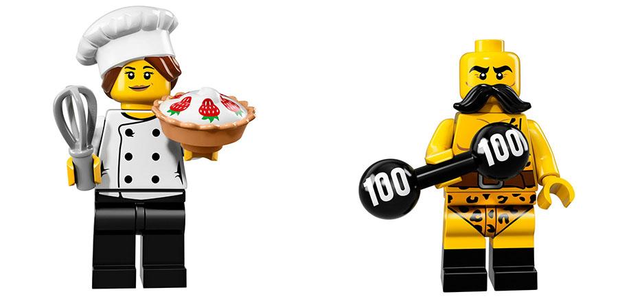 Lego Minifigures 71018