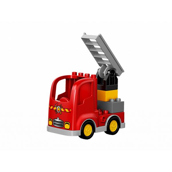 Lego Duplo 10593 Лего Дупло Пожарная станция машинка 2