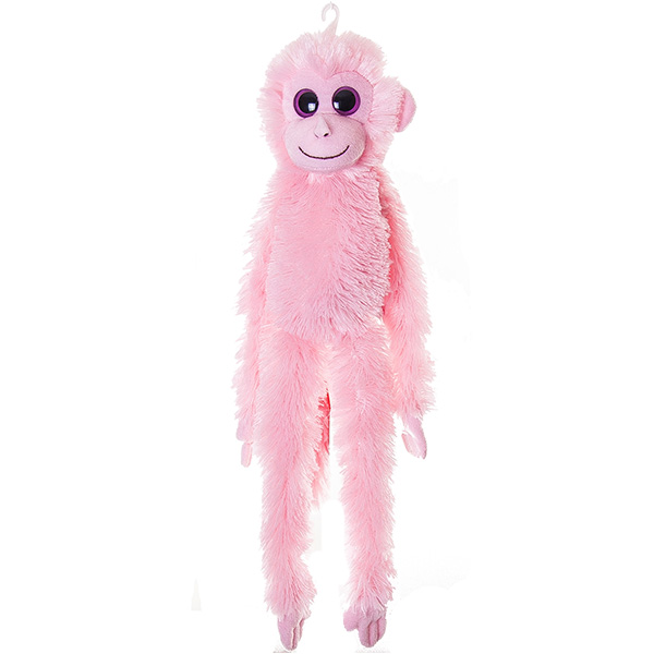 Aurora 10-655 Аврора Шимпанзе розовый 50 см