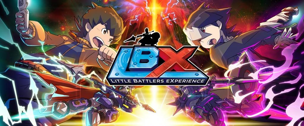 Роботы LBX Битвы маленьких гигантов
