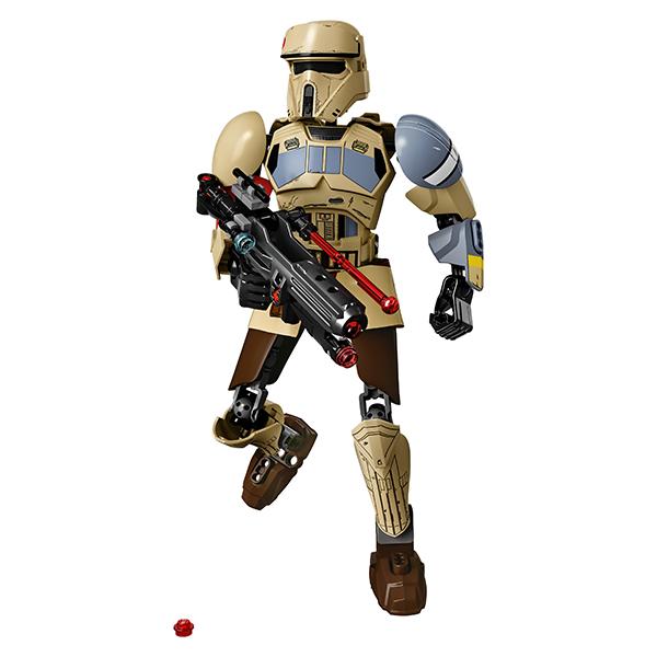 LEGO Star Wars 75523 Лего Звездные Войны Штурмовик со Скарифа