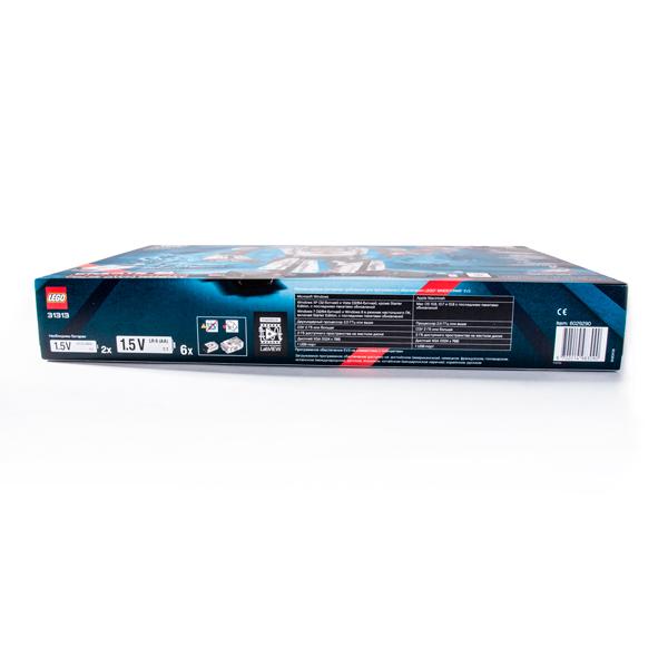 Lego Mindstorms 31313 Лего Майндстормс коробка с торца
