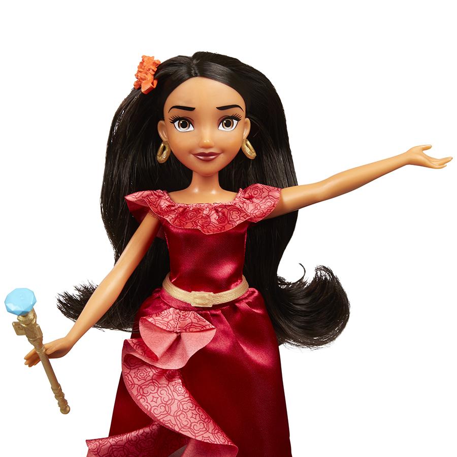 Hasbro Disney Princess B7369 Классическая модная кукла Елена - принцесса Авалора