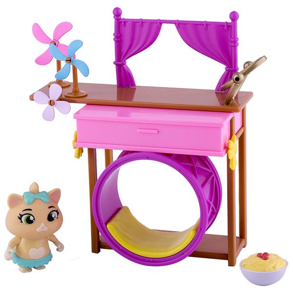 Toy Plus 44 Котёнка 34133 Игровой набор с фигуркой Пилу и аксессуарами