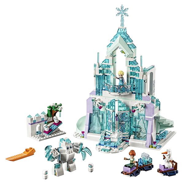 LEGO Disney Princesses 41148 Лего Принцессы Дисней Волшебный ледяной замок Эльзы