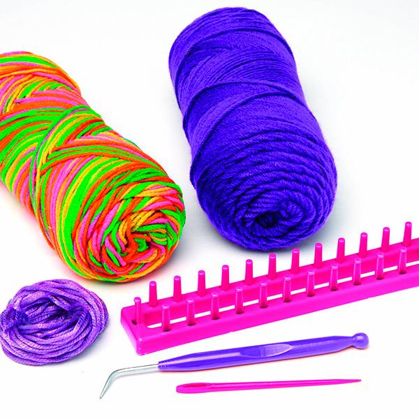 Наборы для вязания Крейзи Нитс
