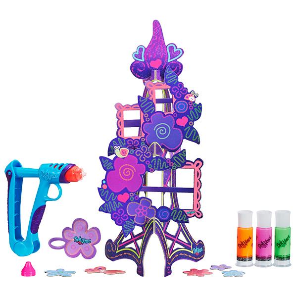 Набор для творчества DohVinci Фоторамка Цветочная башня