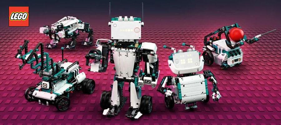 Конструкторы LEGO Mindstorms