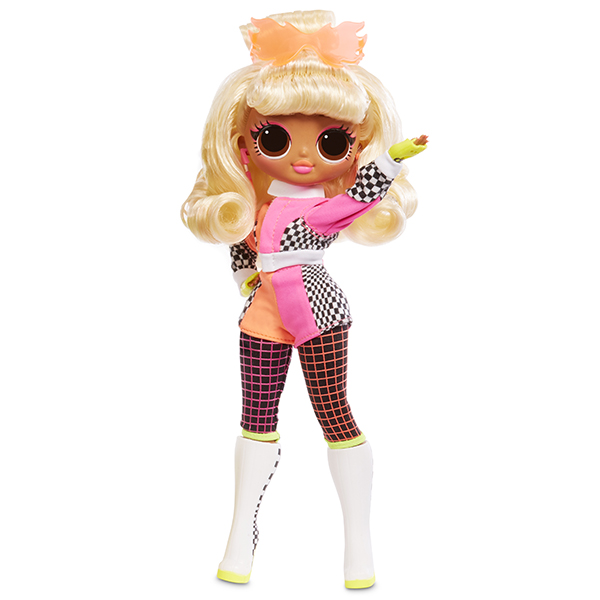 L.O.L. Surprise 565161 Кукла OMG серия Неон Speedster