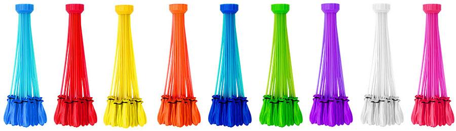 виды расцветок Bunch O Balloons