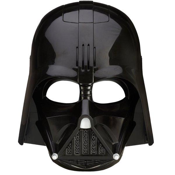 Star Wars B3719 Изменяющий голос шлем Дарта Вейдера