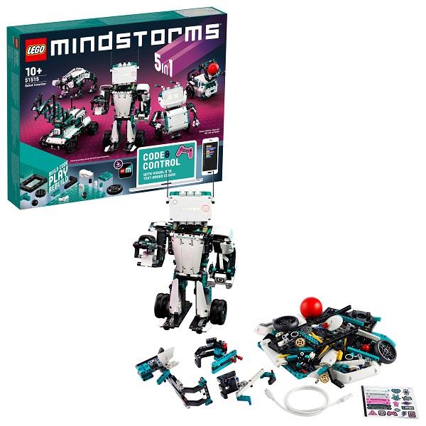 LEGO Mindstorms 51515 Конструктор ЛЕГО Майндстормс Робот-изобретатель