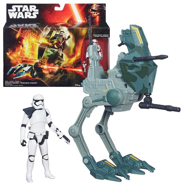 Star Wars B3716 Космический корабль Класс I , в ассортименте