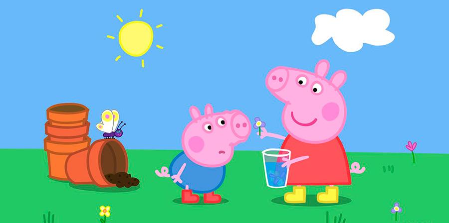 Мультфильм Свинка Пеппа Peppa Pig
