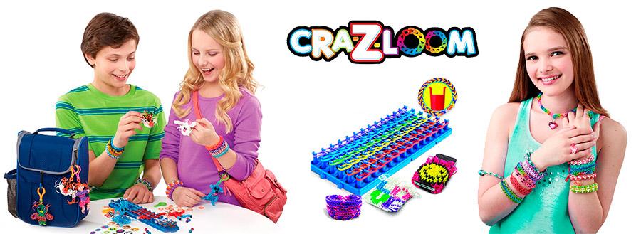 Станок для плетения из резиночек Crazy Loom