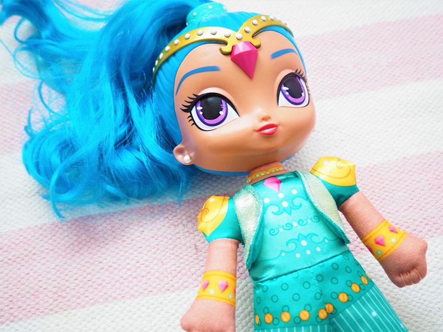Shimmer&Shine кукла Шайн