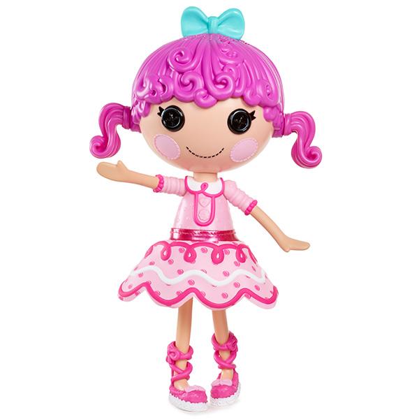 Кукла Лалалупси с волосами из теста