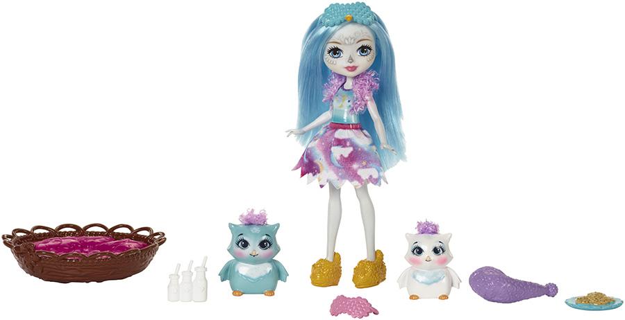 """Mattel Enchantimals FCG78 Игровой набор """"Сказки на ночь"""""""