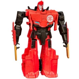 Трансформеры Hasbro Transformers Роботс-ин-Дисгайс Уан-Стэп Сайдсвайп