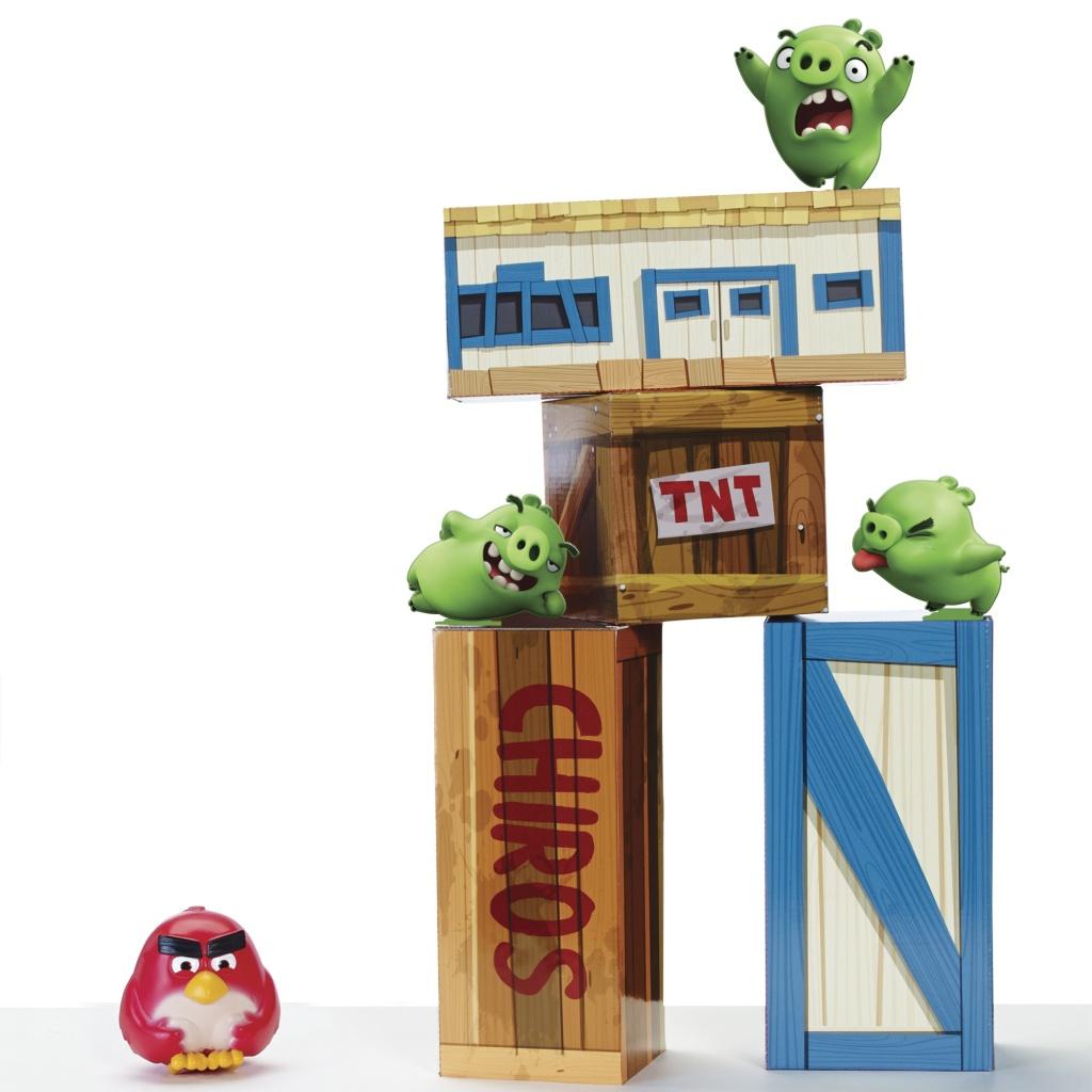 Игрушки Angry Birds 2016