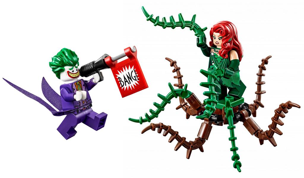 LEGO Movie 70908 Лего Фильм Бэтмен: Скатлер