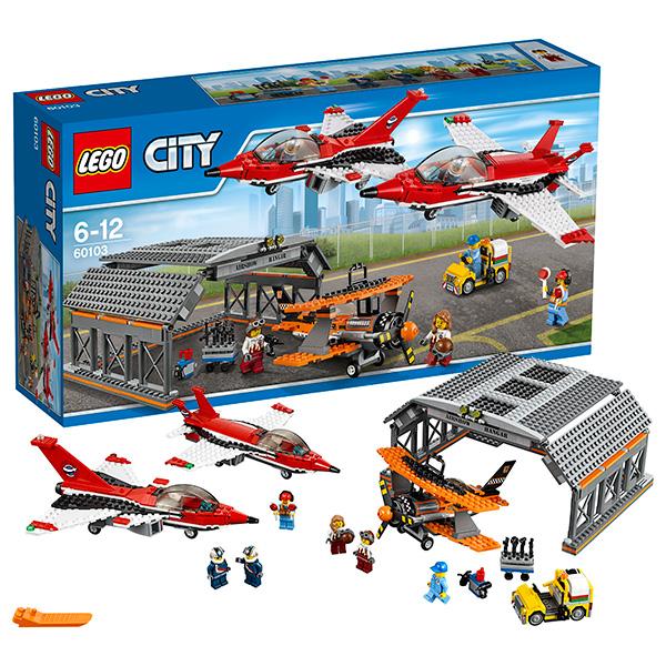 Lego City 60103 Лего Сити Авиашоу