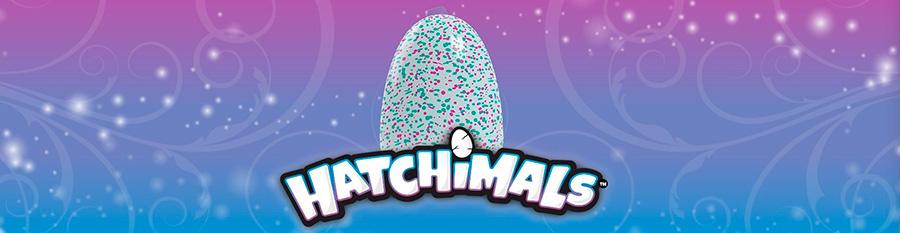 Игрушки Hatchimals