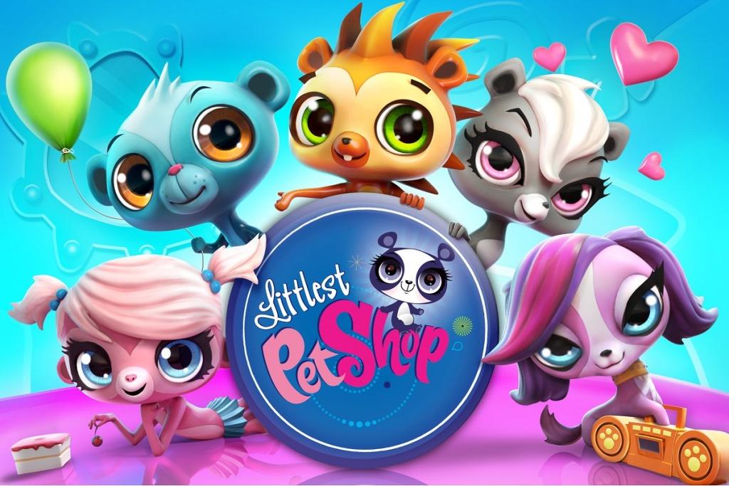 Littlest Pet Shop - мир очаровательных питомцев