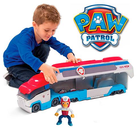 Paw Patrol 16632 Щенячий патруль Автовоз