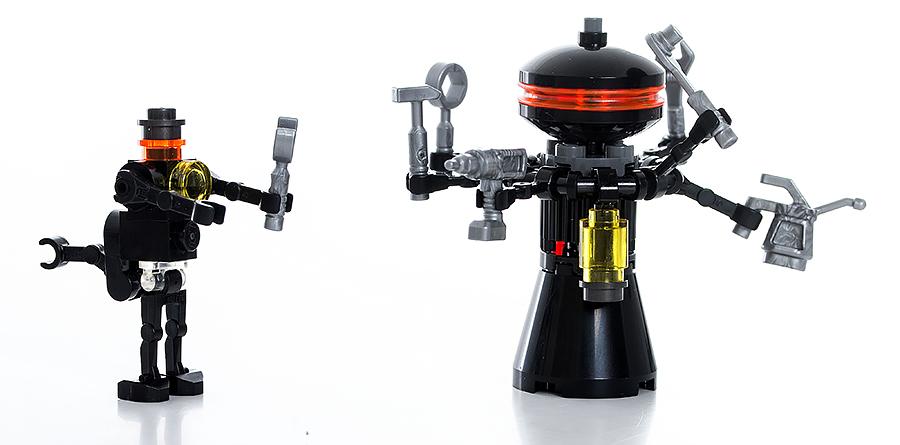 Конструктор LEGO Star Wars 75183 Превращение в Дарта Вейдера