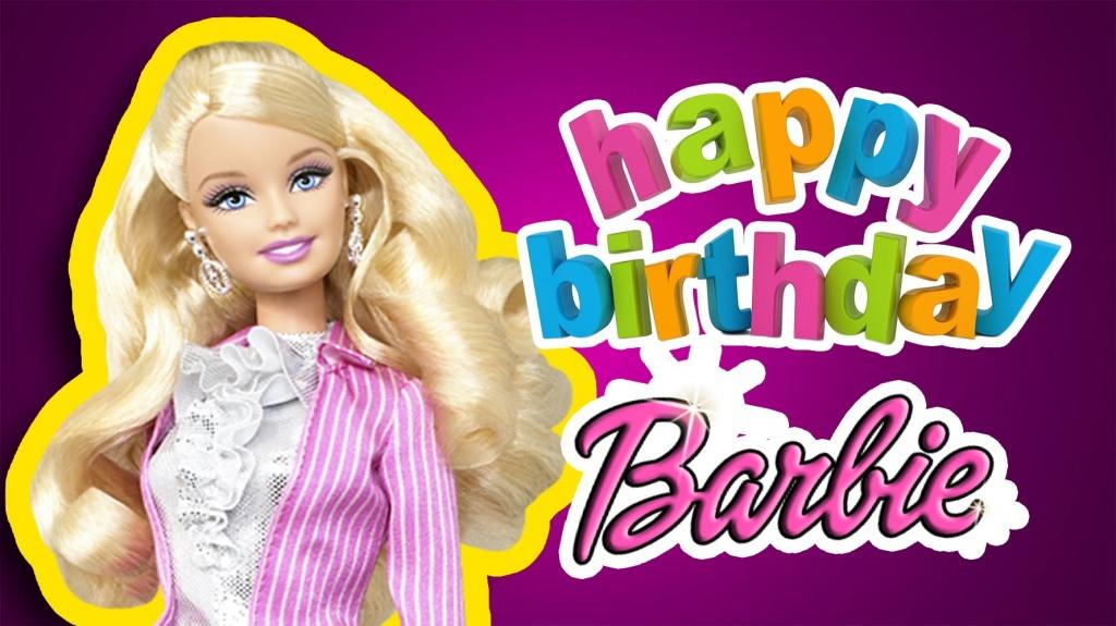 День рождения Барби!