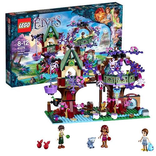 Конструктор Lego Elves 41075 Лего Эльфы Деревня эльфов