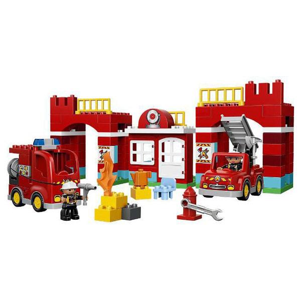 Пожарная станция Лего Дупло Lego Duplo 10593
