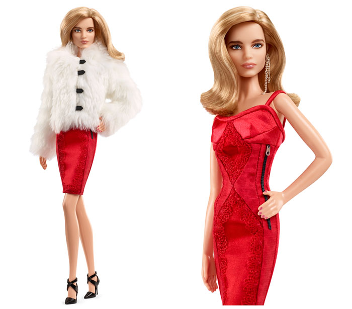 Коллекционная кукла Наталья Водянова