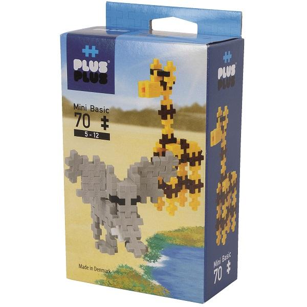 Plus Plus 3751 Разноцветный конструктор для создания 3D моделей(сафари коричневый).jpg