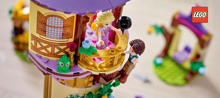 Конструкторы LEGO Disney Princess 2021