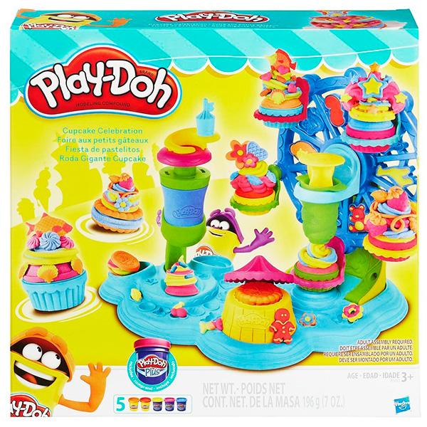 """Play-Doh B1855 Игровой набор """"Карнавал сладостей"""""""