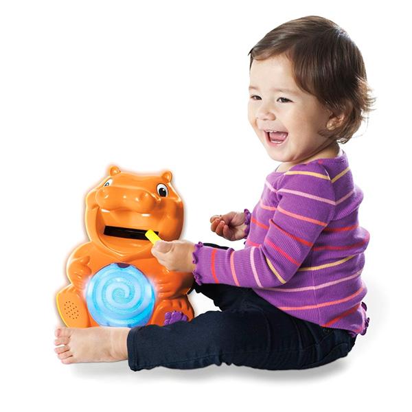 Обучающая игрушка Playskool Бегемотик