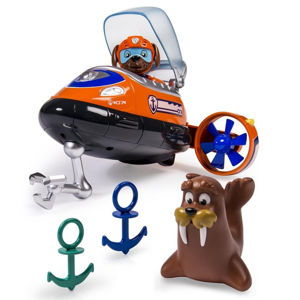 Paw Patrol 16630 Щенячий патруль Зума и морские приключения