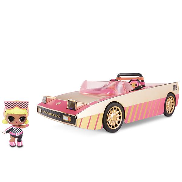 L.O.L. Surprise 565222 Игровой набор LOL Автомобиль с бассейном