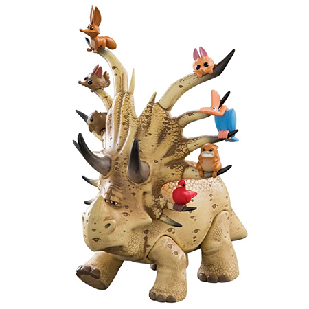 Средняя подвижная фигурка Лесной Аконтофиопс Good Dinosaur Хороший Динозавр