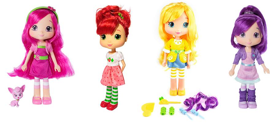 Новые куклы Шарлотта Земляничка
