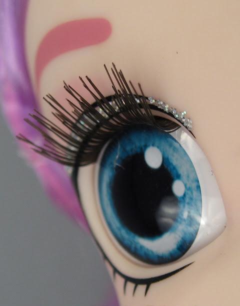 глазки кукол Shibajuku