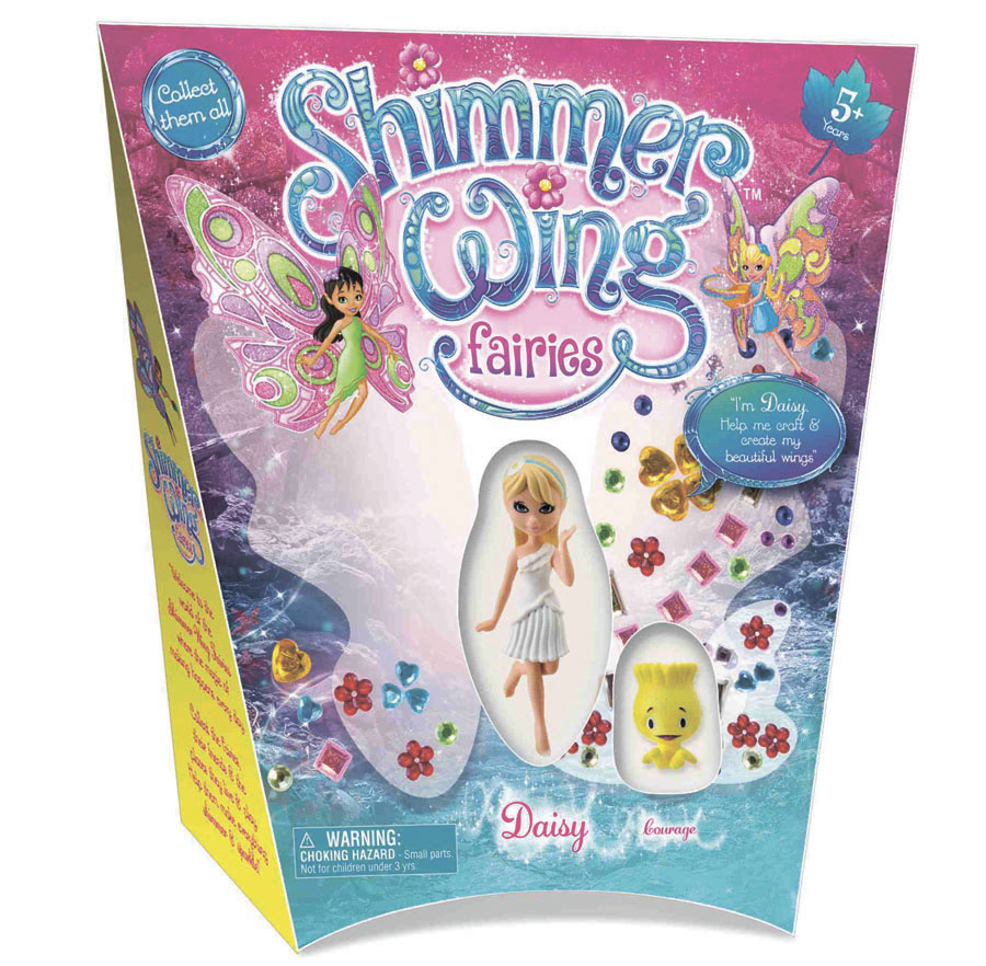 Кукла Фея Дейзи Shimmer Wing упаковка