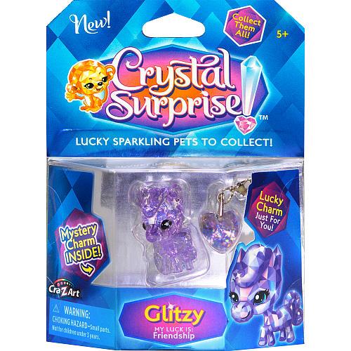 Игрушки Crystal Surprise
