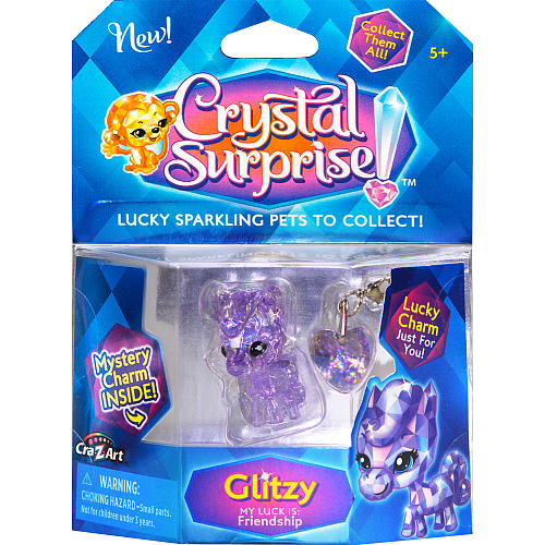 Игрушки Crystal Surprise