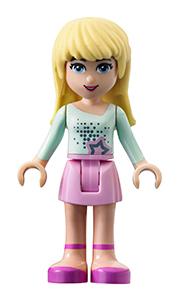 Стефани Лего Подружки