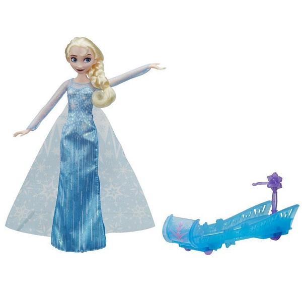 Hasbro Disney Princess E0086 Кукла Эльза и санки.jpg