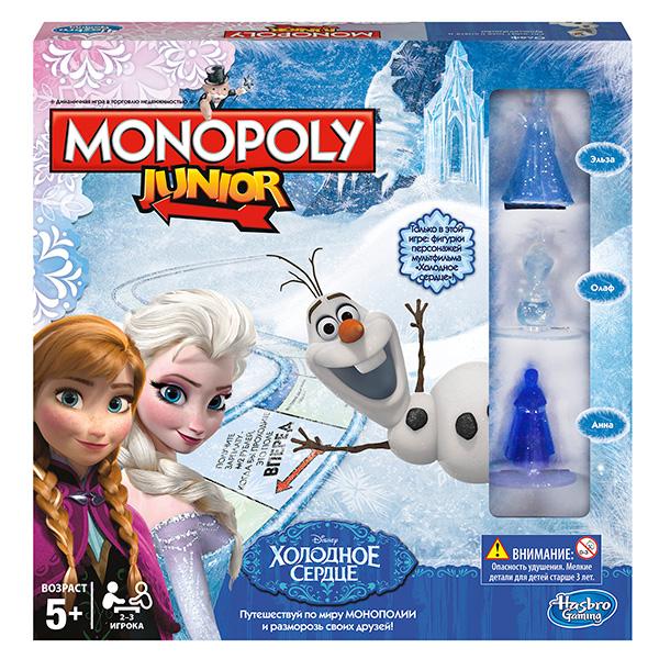 Other Games B2247 Монополия - Холодное сердце