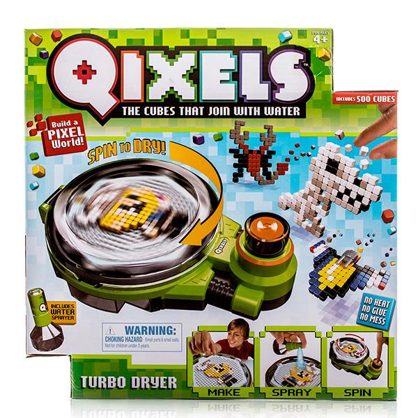Qixels Q87008 Квикселс Набор для творчества - Турбо сушка